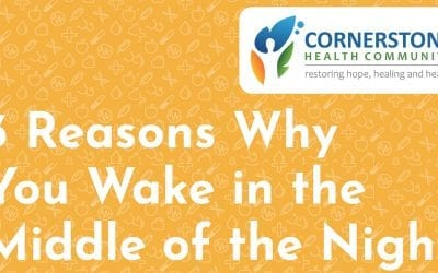 Waking in the Middle of the Night? 3 Reasons Why