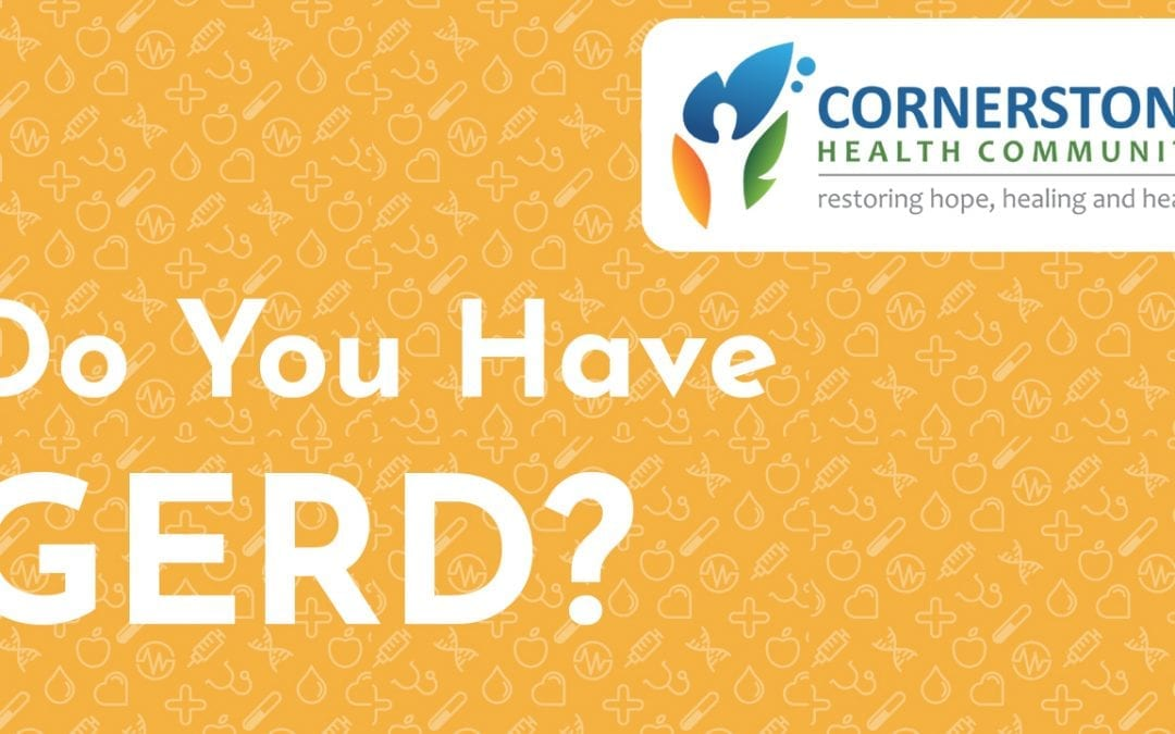 Do You Have GERD? What Can You Do About It?