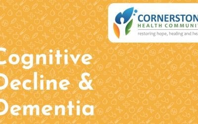 Treating Cognitive Decline and Dementia